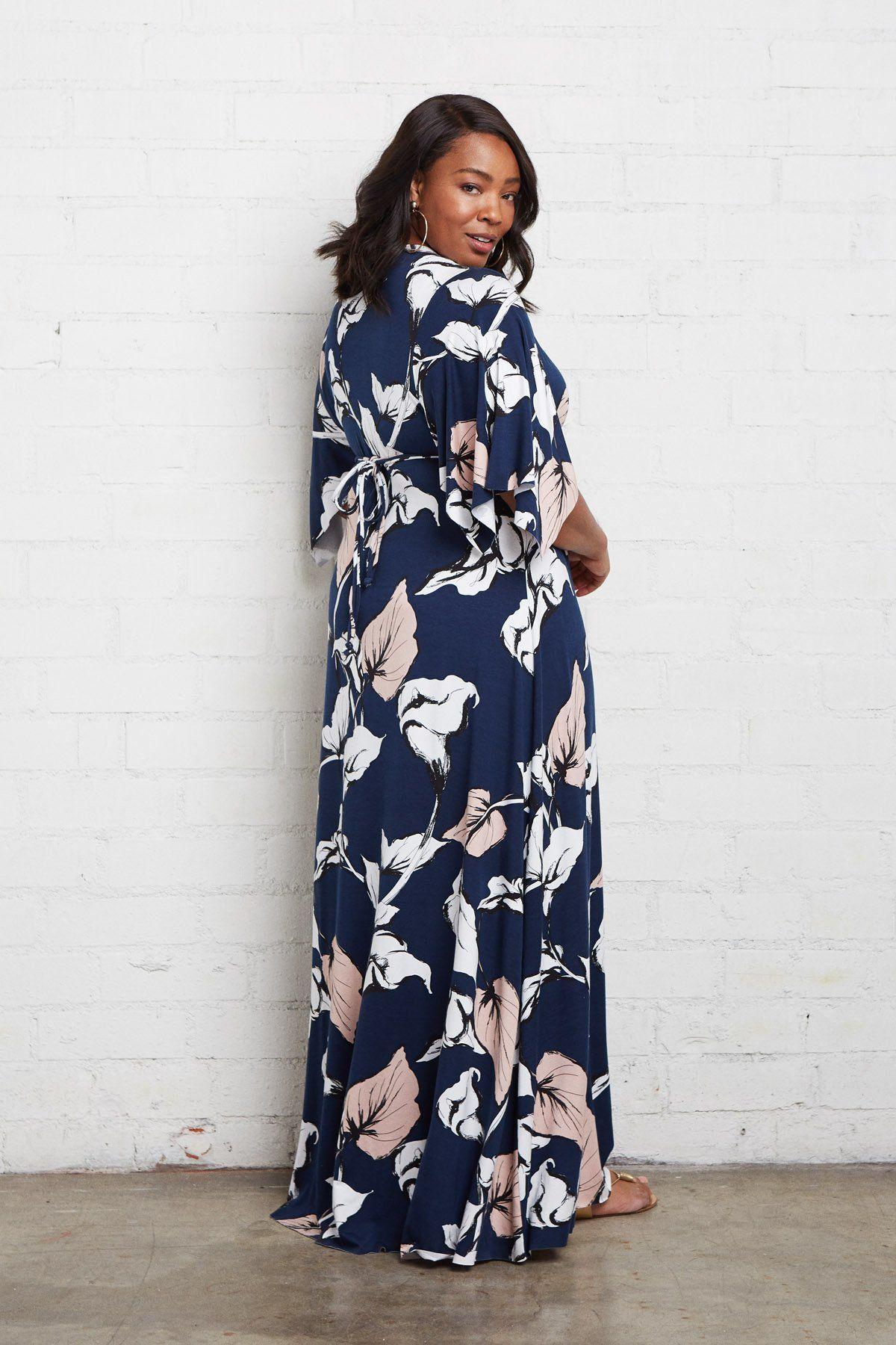 9109efac0cc Lyst - Rachel Pally Long Caftan Dress in Blue