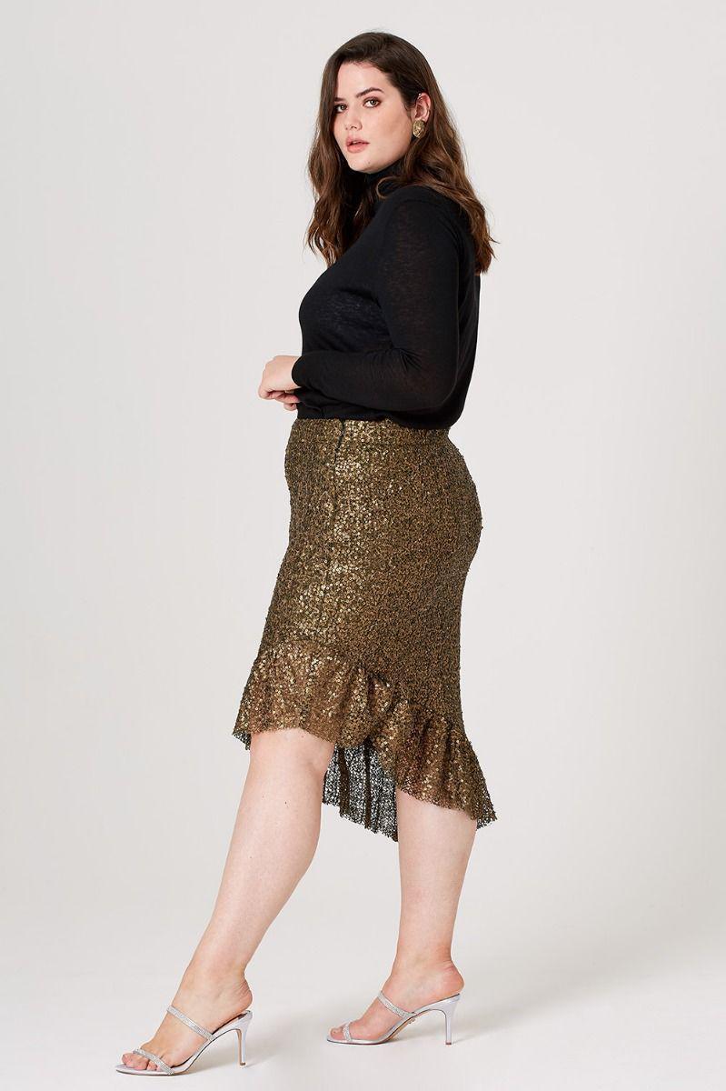 0a4e3fedf8 ... Asymmetrical Skirt - Lyst. View fullscreen