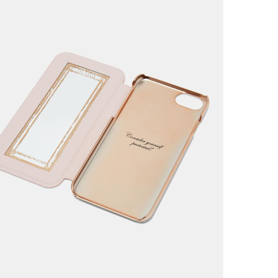 info for 7e1e9 2974c Ted Baker White Angel Falls Iphone 6/6s/7/8 Mirror Case