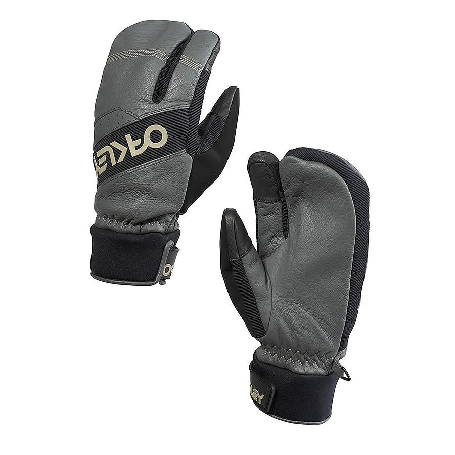 44055adf9bdbc Lyst - Oakley Factory Winter Trigger Mitts 2 in Black for Men