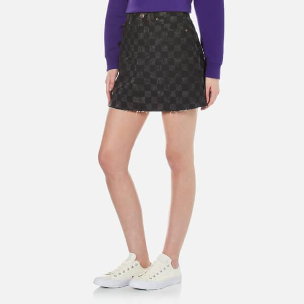 Unique Marc Jacobs 34 Length Skirt In Purple Maroon  Save 70  Lyst