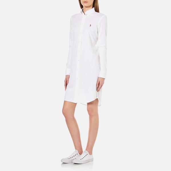 Women's Oxford Shirt Dress