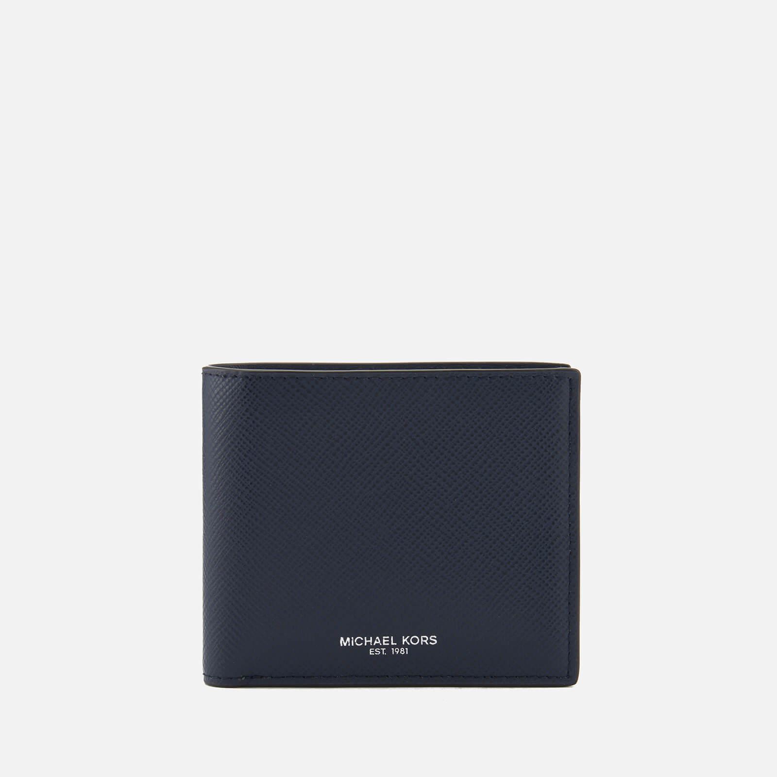 ec062f657e9e Michael Kors Harrison Billfold Wallet in Gray for Men - Save 68% - Lyst