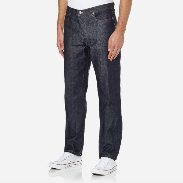 A.P.C. Denim Men's Low Standard Jeans in Blue for Men
