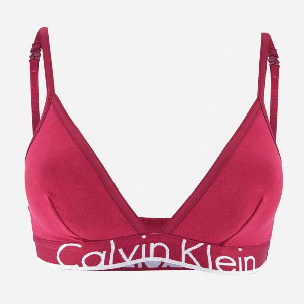 Calvin Klein Cotton Women S Underwear Gift Set In Red Lyst