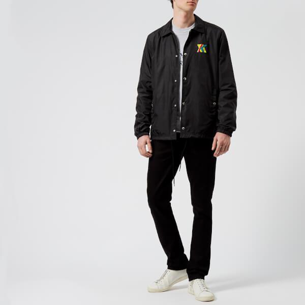 37d12a7b KENZO Jacket in Black for Men - Lyst