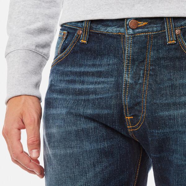 Nudie Jeans Denim Men's Fearless Freddie Jeans in Blue for Men