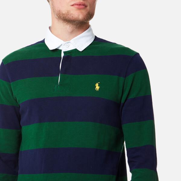 Lyst Polo Ralph Lauren Men 39 S Long Sleeve Rugby Shirt In