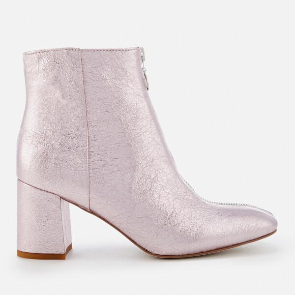 Rebecca Minkoff Stefania leather ankle boots women's Low Ankle Boots in Best Seller Top Quality Discounts Cheap Online Outlet Sale Online Free Shipping Footlocker Pictures XNPH59G