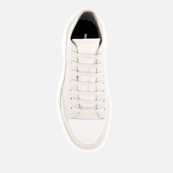adidas By Raf Simons Canvas Detroit Runner in White for Men