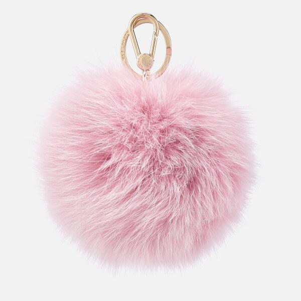 Furla Bubble pom pom jey ring - Pink & Purple jNVET4AD4