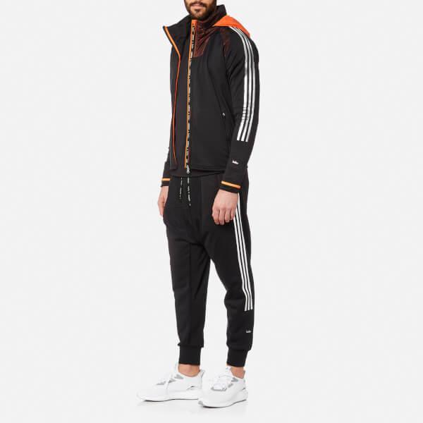 adidas Originals Fleece Men's Clima Heat Hoody in Black for Men