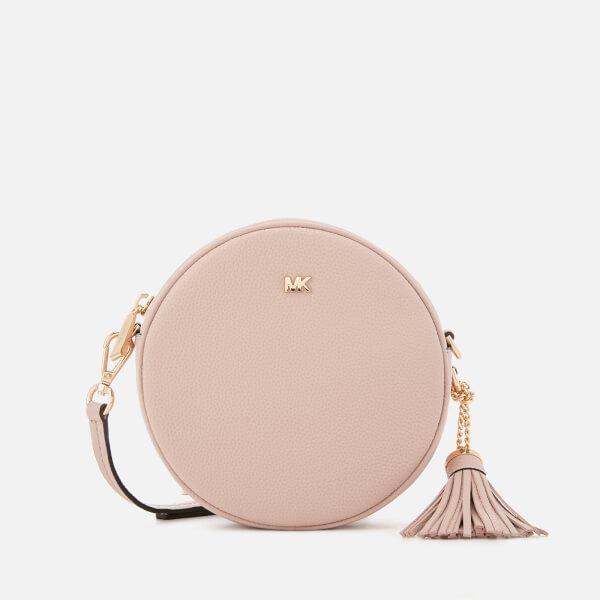 564552ef7dd7 MICHAEL Michael Kors Women s Canteen Bag in Pink - Lyst