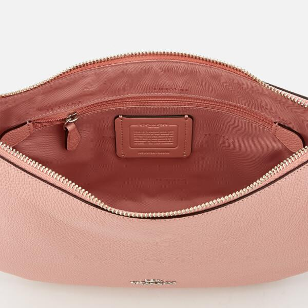 COACH Leather Women's Chelsea Cross Body Bag in Pink