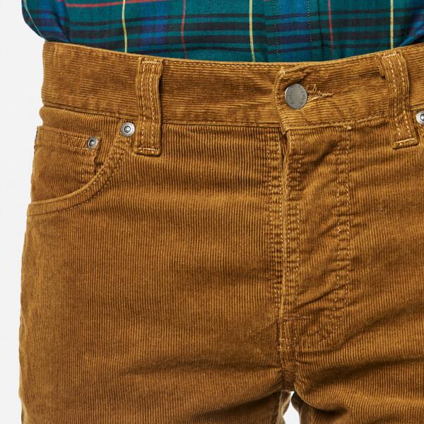 Nudie Jeans Denim Men's Grim Tim Slim Jeans for Men