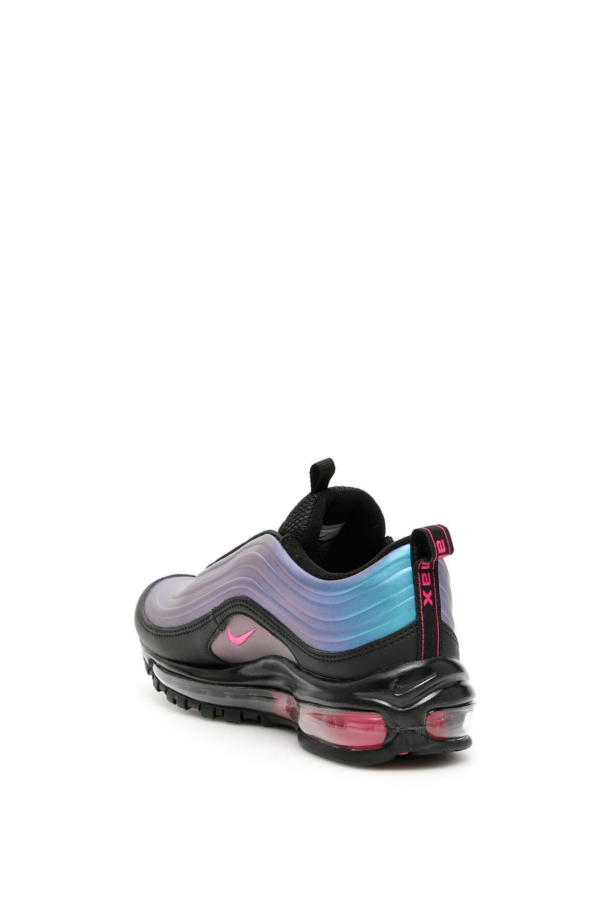 air max 97 blue and pink