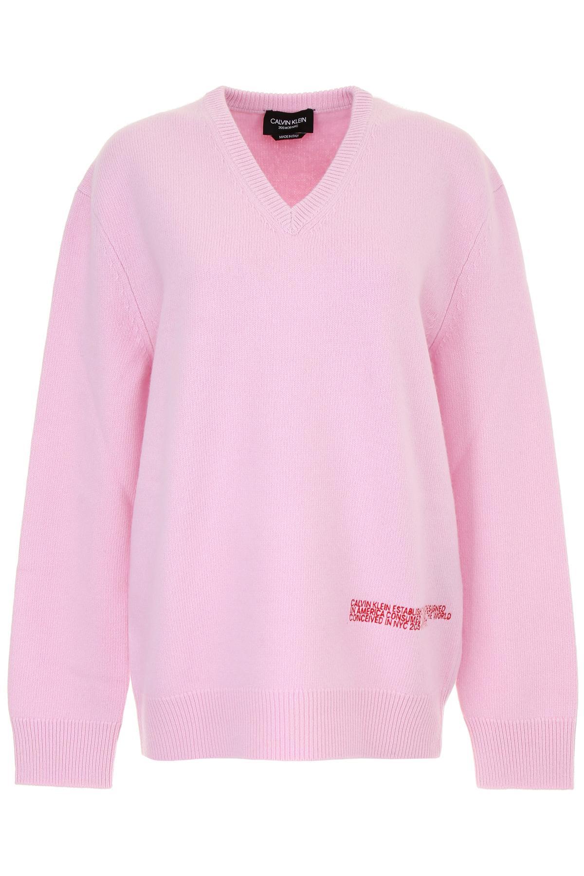 cheaper 62376 0570e Women's Pink Oversize Pullover