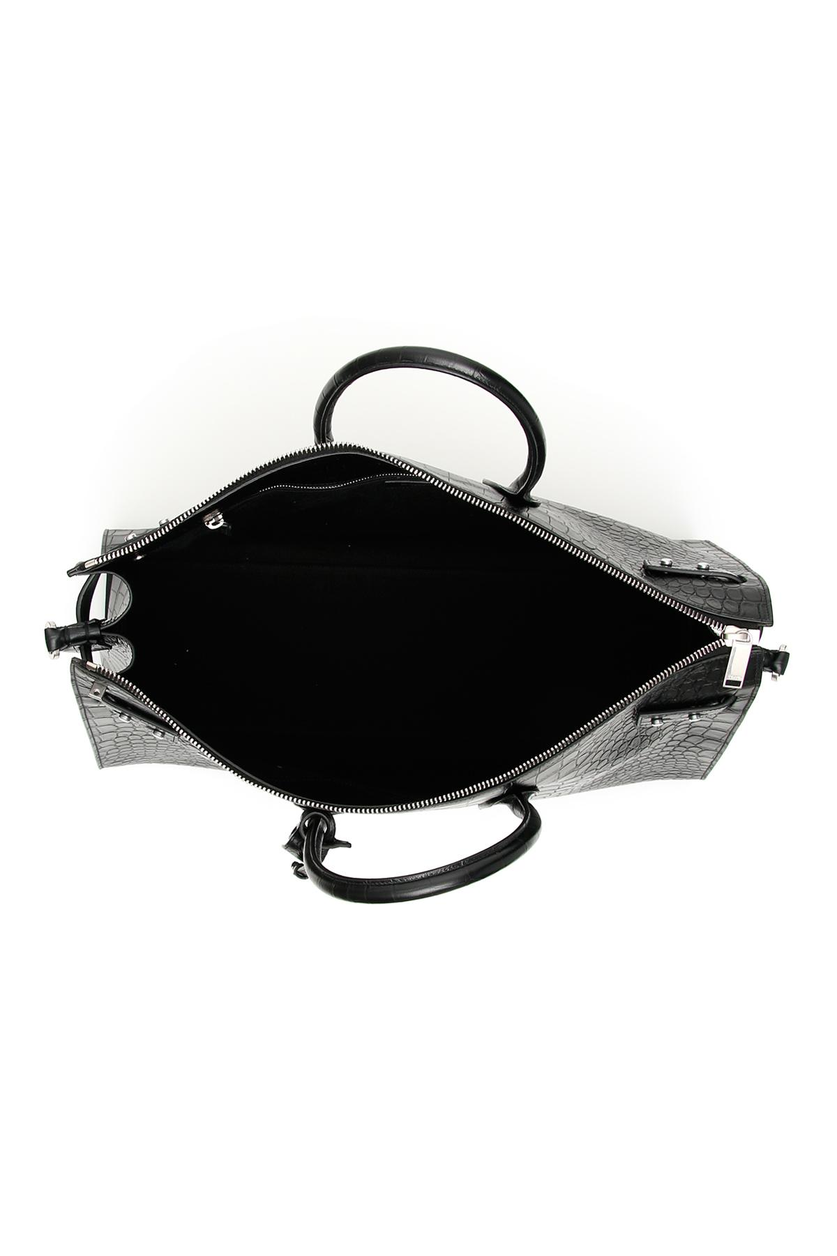 Saint Laurent - Black Sac De Jour 48h Duffle Bag for Men - Lyst. View  fullscreen 6663b02c7d91b