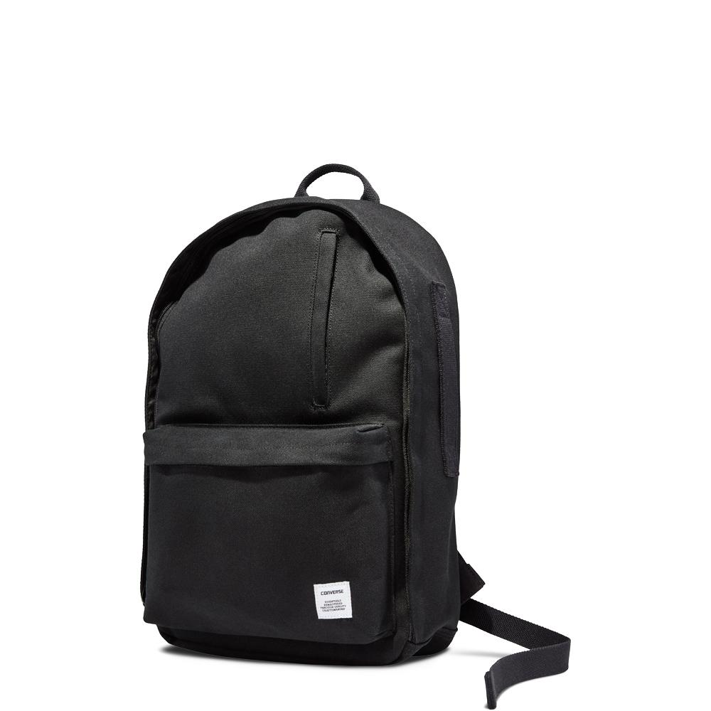 6a359b1a2923 Converse All Star Essentials Backpack in Black for Men - Lyst