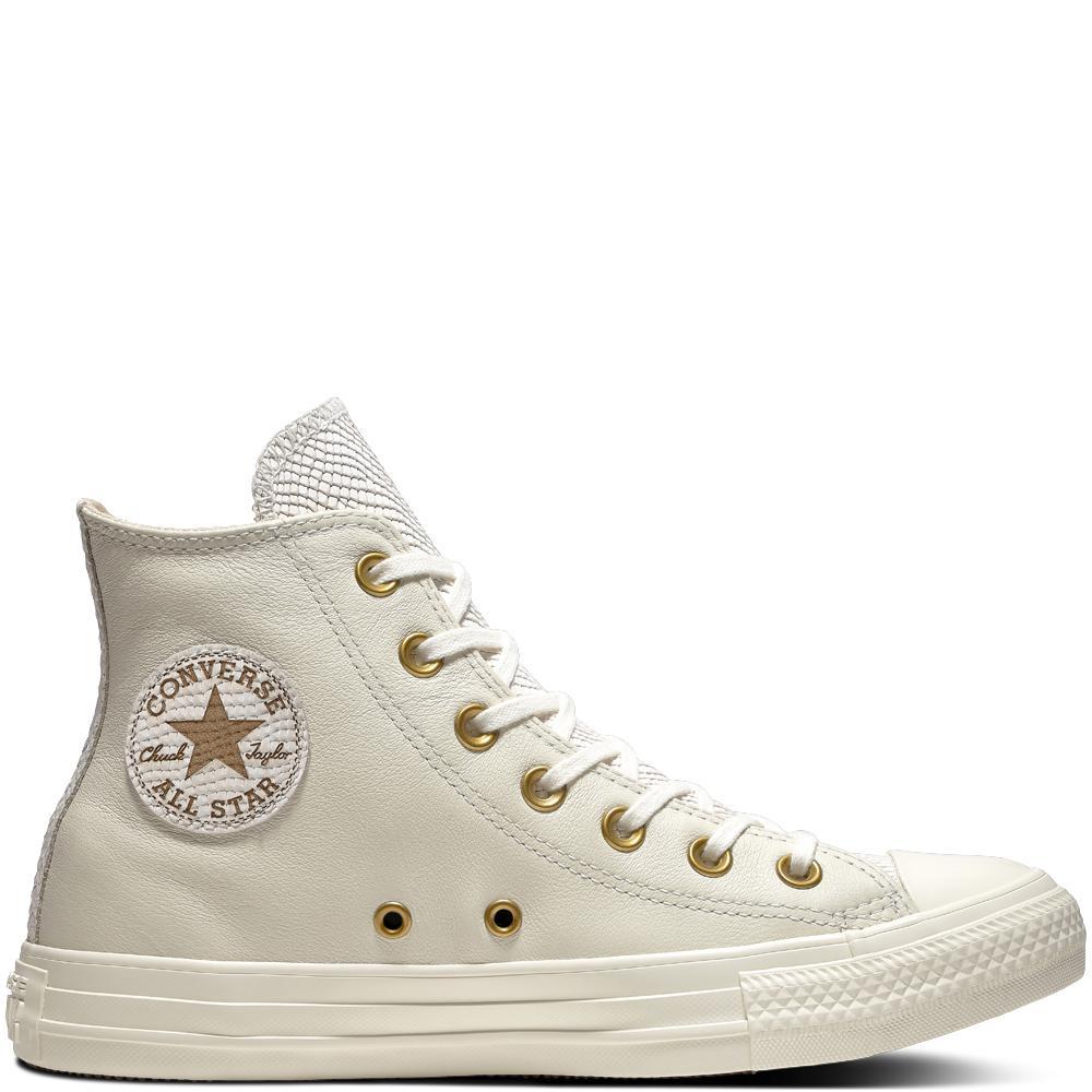 converse beige high tops