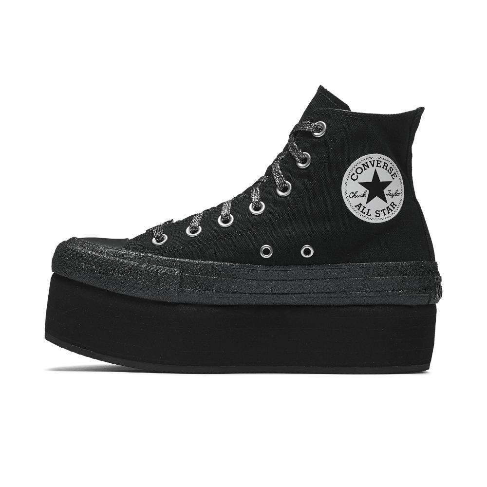 Converse Canvas X Miley Cyrus Chuck Taylor All Star Platform High ...