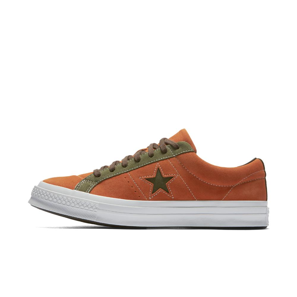 a62e6b4843a0 Lyst - Converse One Star Carnival Low Top Men s Shoe in Brown for Men