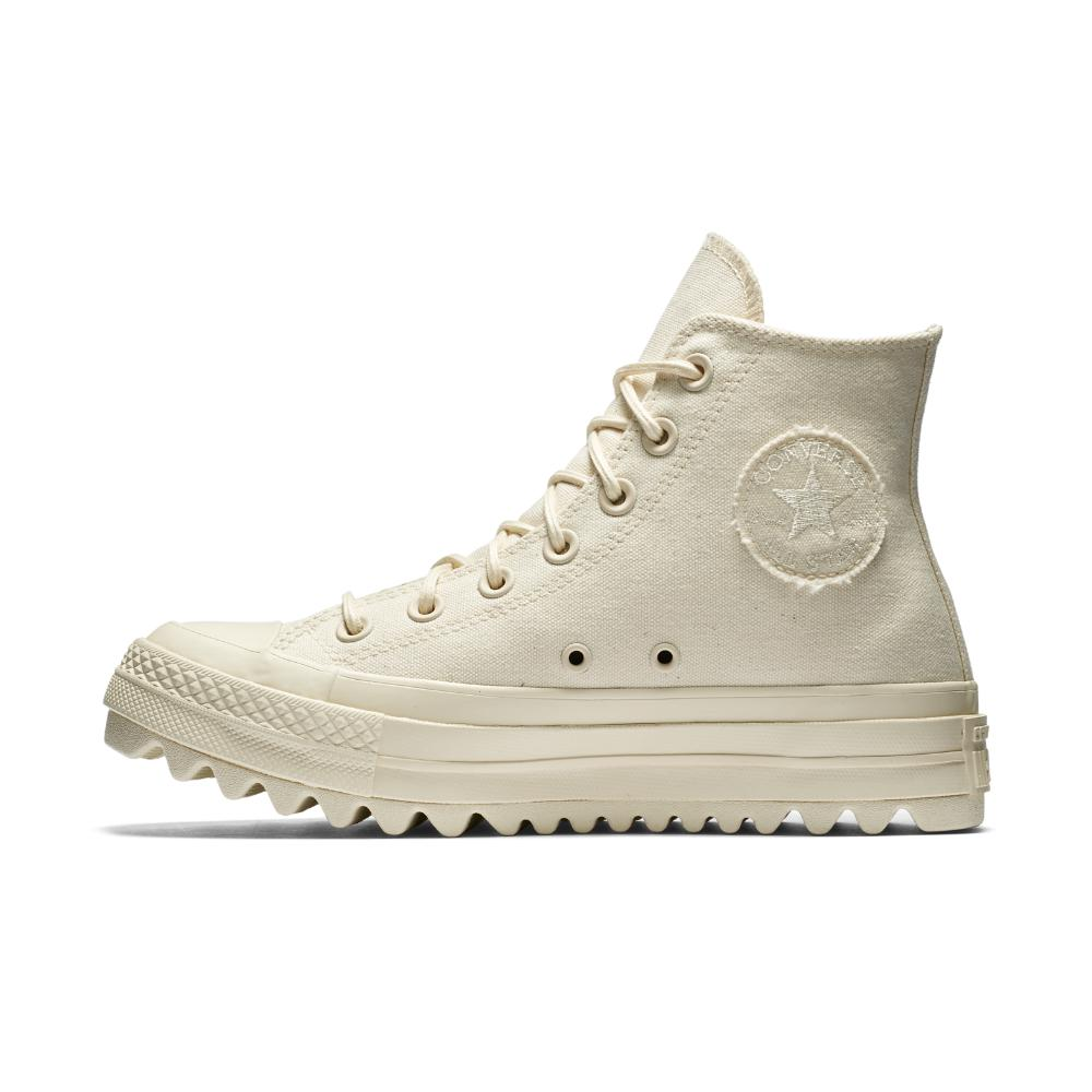 bf7441abe23 Lyst - Converse Chuck Taylor All Star Lift Ripple Canvas High Top ...