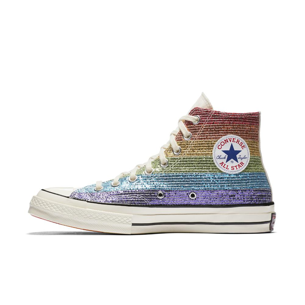 Converse Pride X Miley Cyrus Chuck 70 High Top Shoe in Blue - Lyst