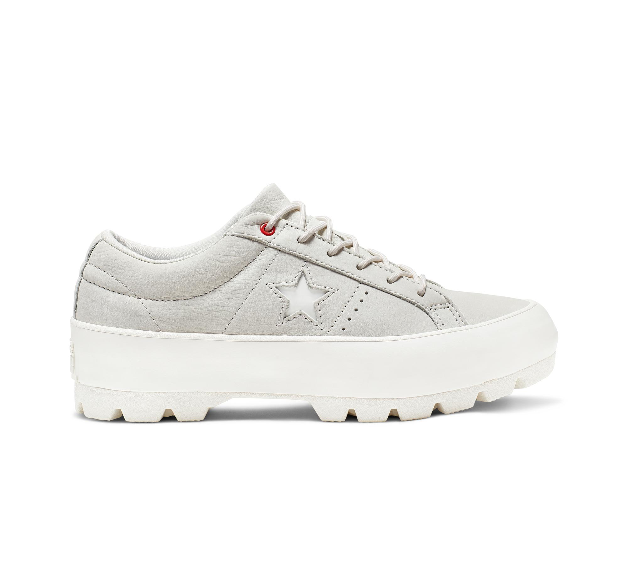 Converse One Star Lugged Low Top in