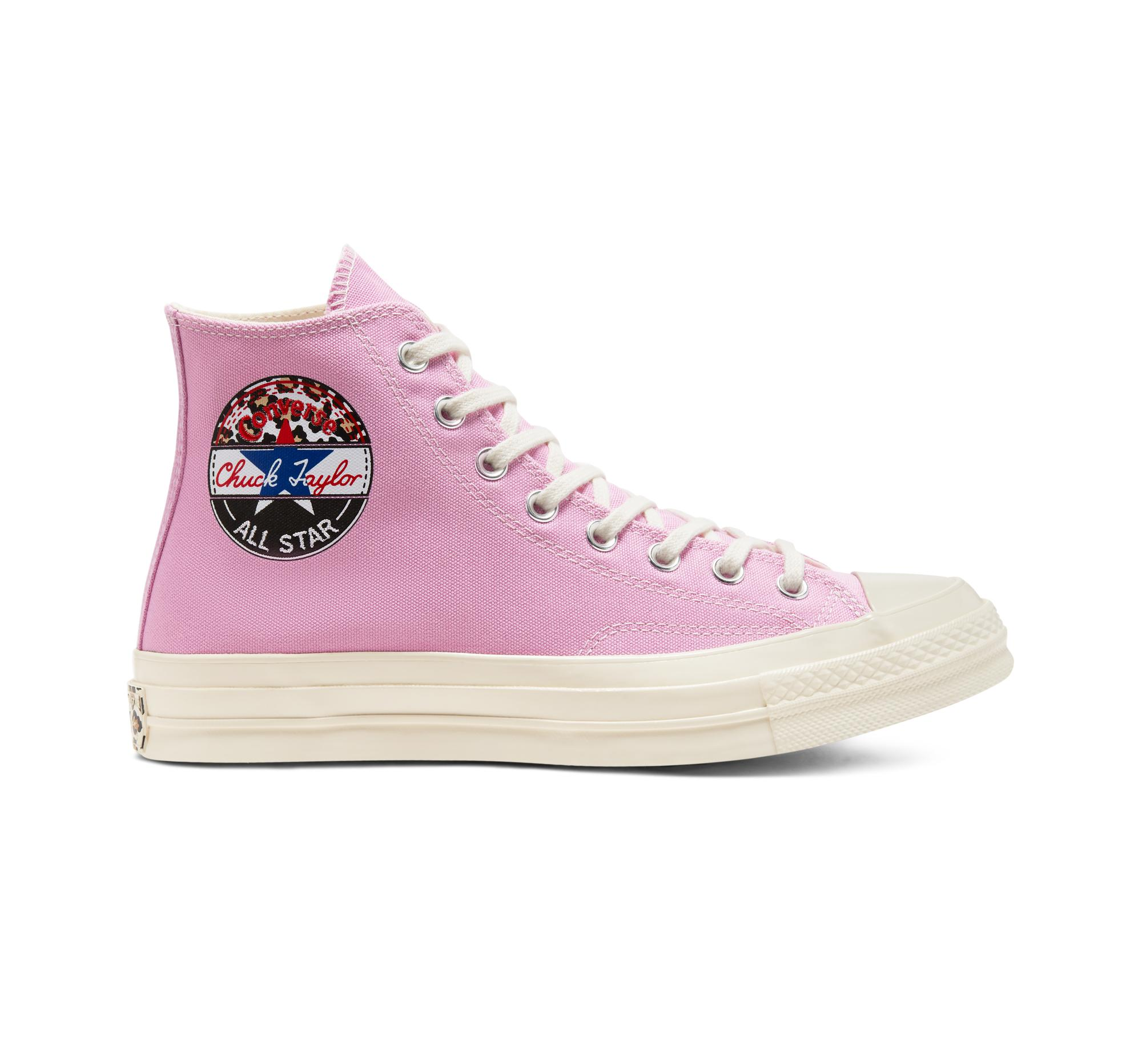 Converse Logo Play Chuck 70 in Pink - Lyst