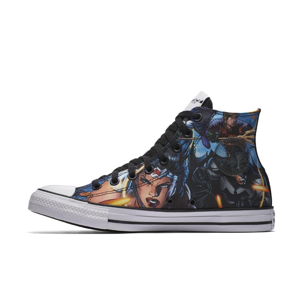 a1166589c71e Lyst - Converse Chuck Taylor All Star Dc Comics Justice League High ...