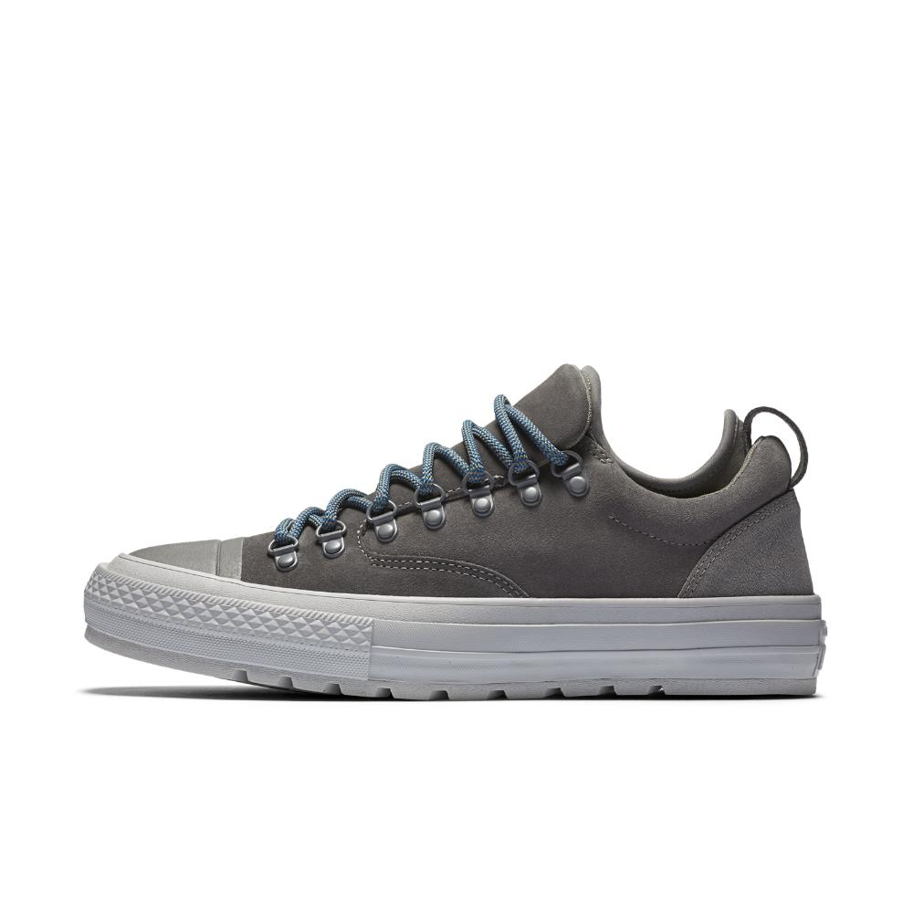 1e06861dbeaf Lyst - Converse Chuck Taylor All Star Descent Low Top Shoe in Gray ...