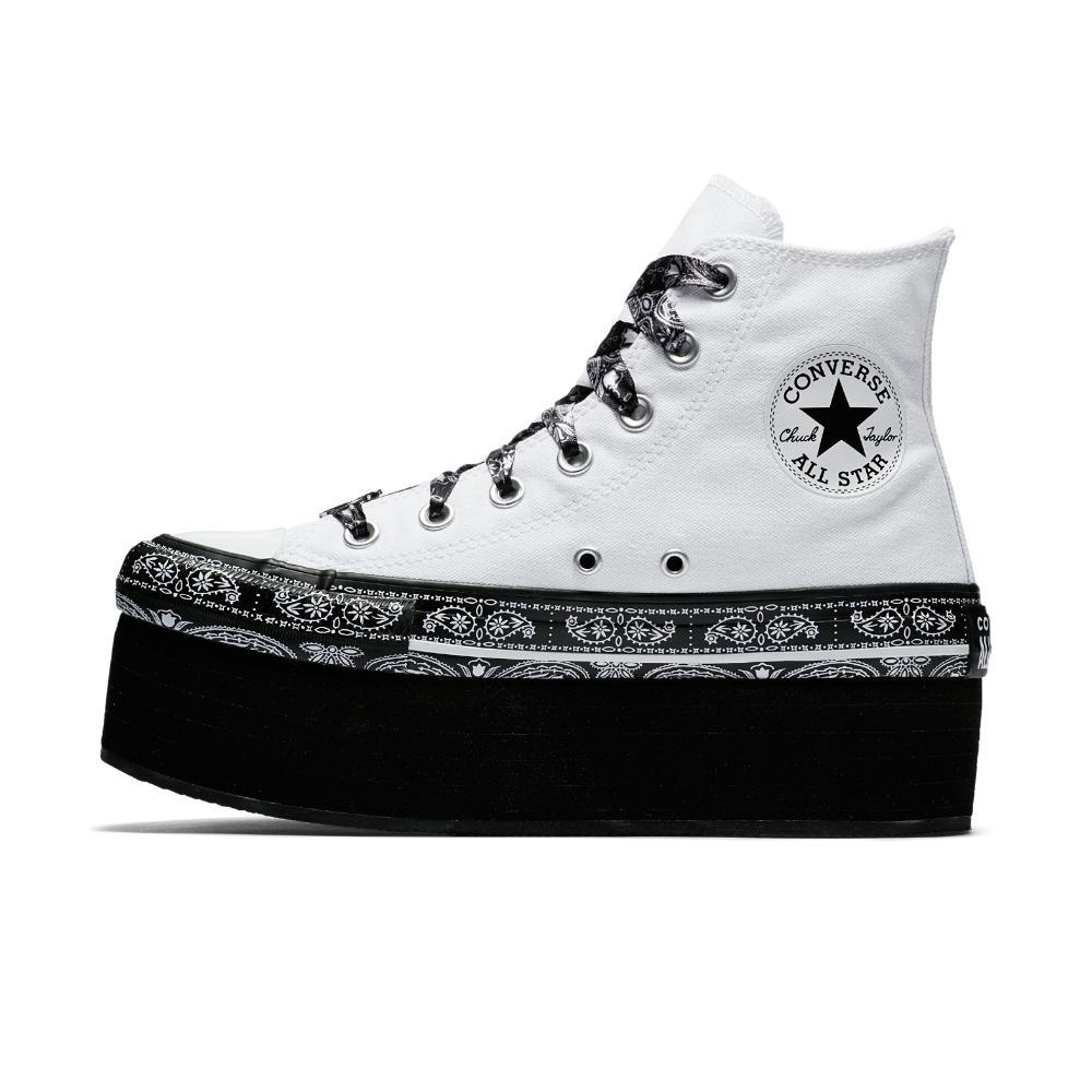 013f296eff8 Lyst - Converse X Miley Cyrus Chuck Taylor All Star Platform High ...