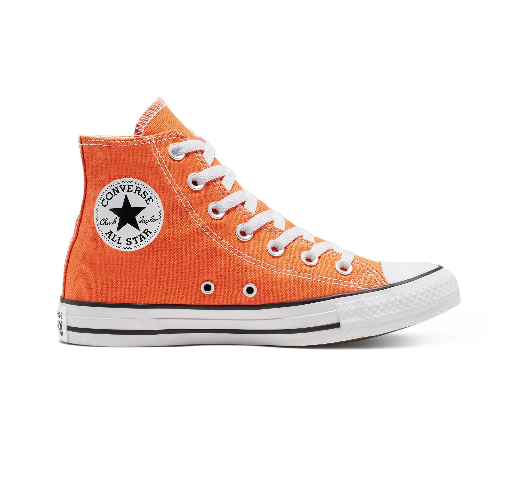 converse chuck taylor orange