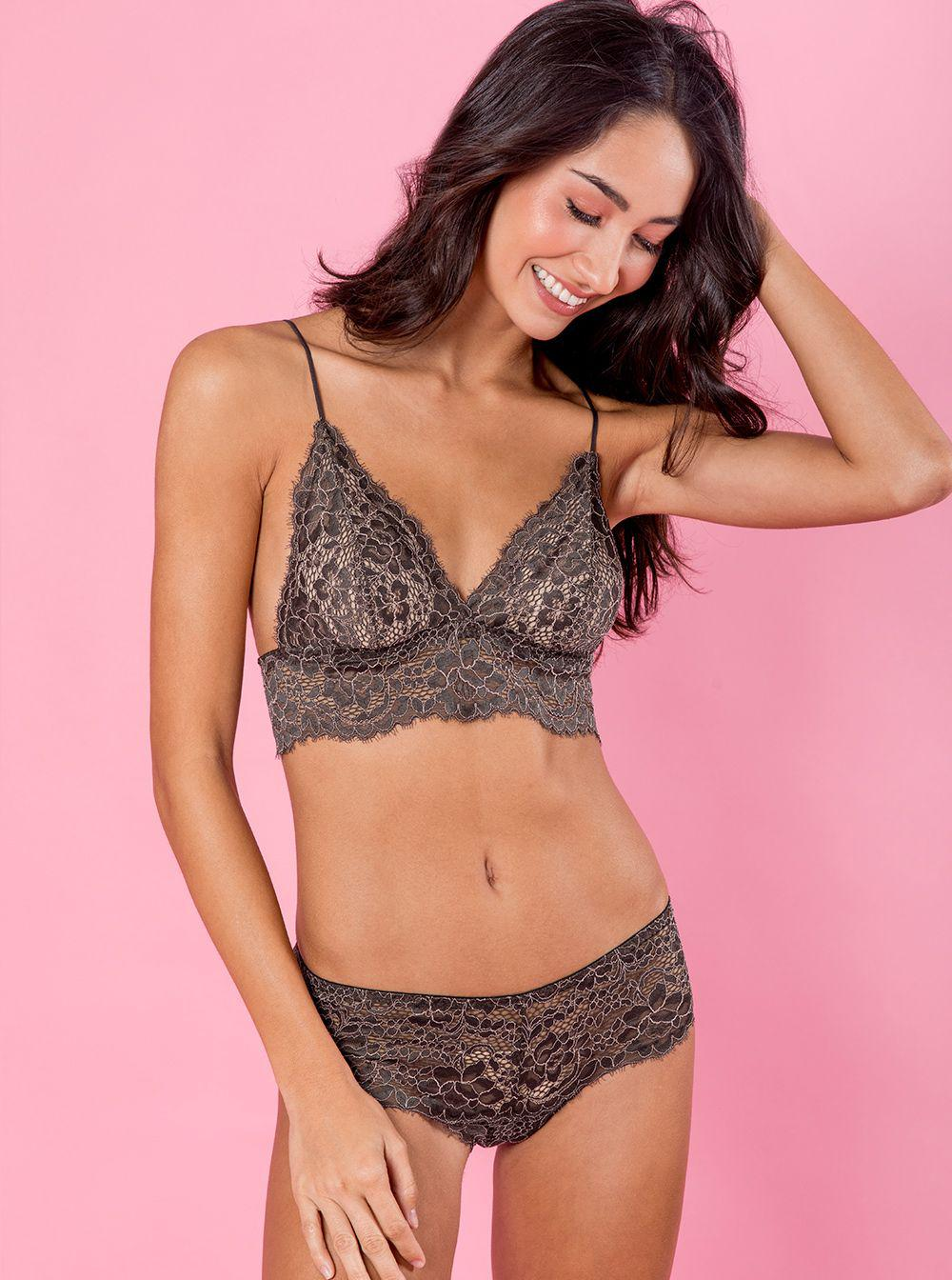 Cosabella Womens PRET-a-Porter Lurex Hotpant