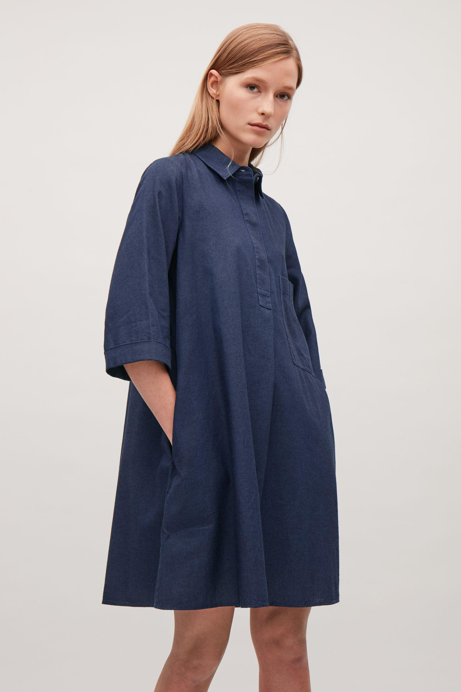 Gallery. Previously sold at  COS · Women s Denim Dresses Women s Shirt ... 6b30977c4
