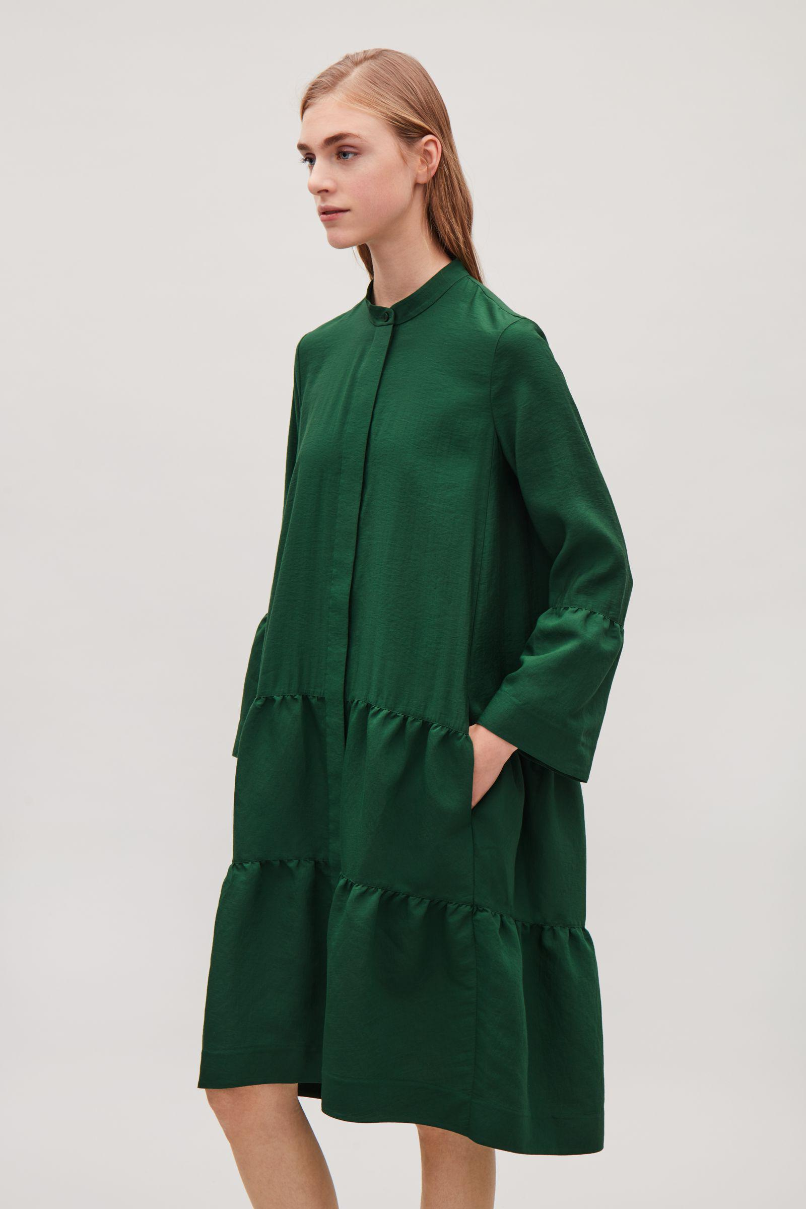 829be2b1dabc Gallery. Previously sold at: COS · Women's Shirt Dresses