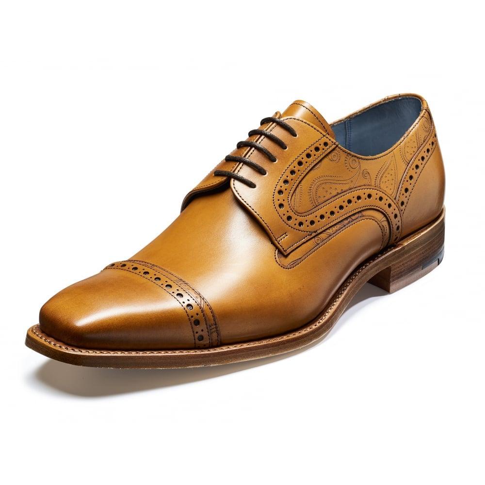 b048f079 Barker Haig Mens Derby Shoe for Men - Lyst
