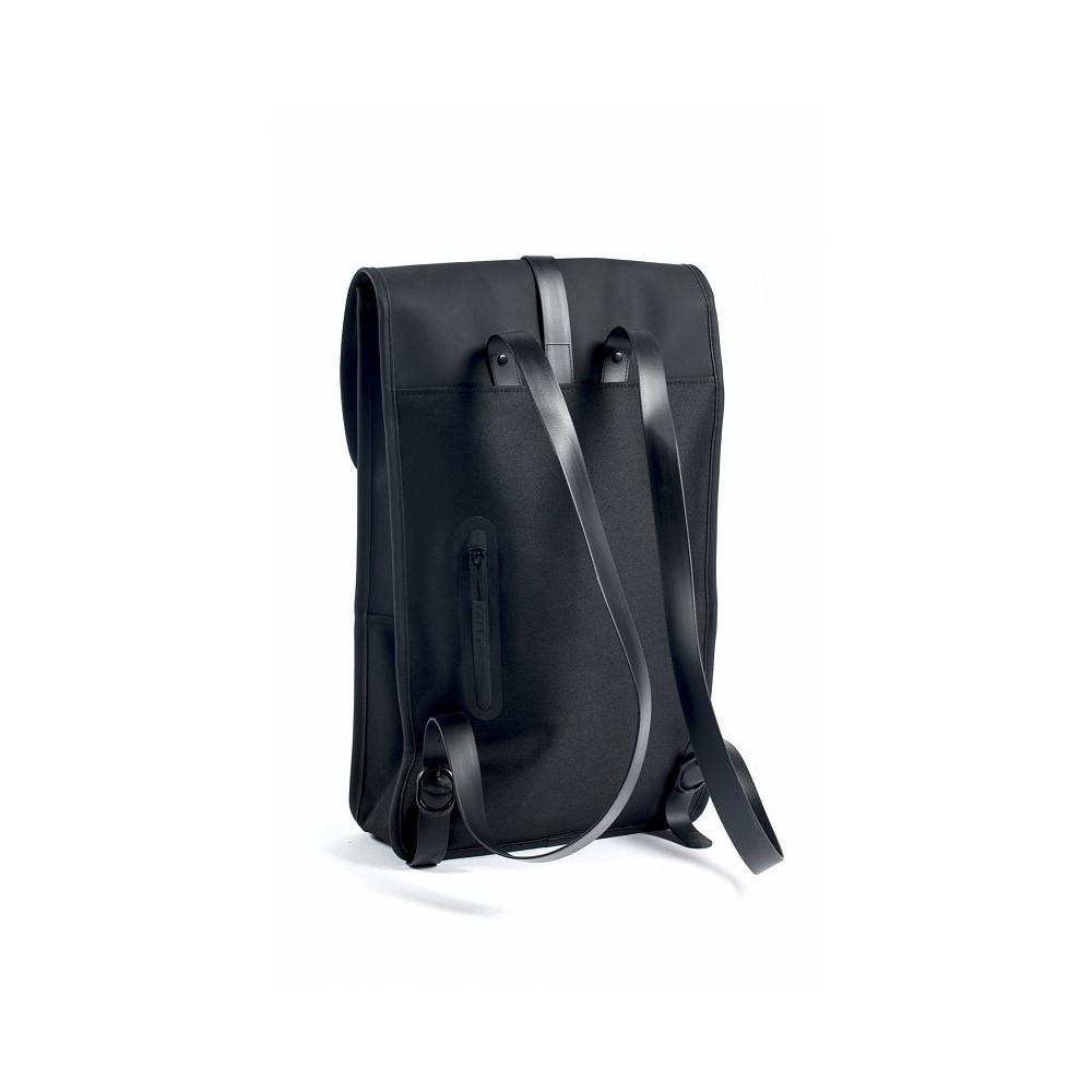 Rains Backpack in Black for Men