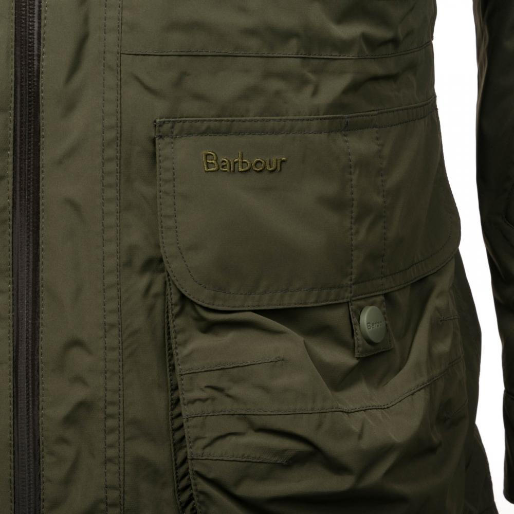 barbour swainby jacket