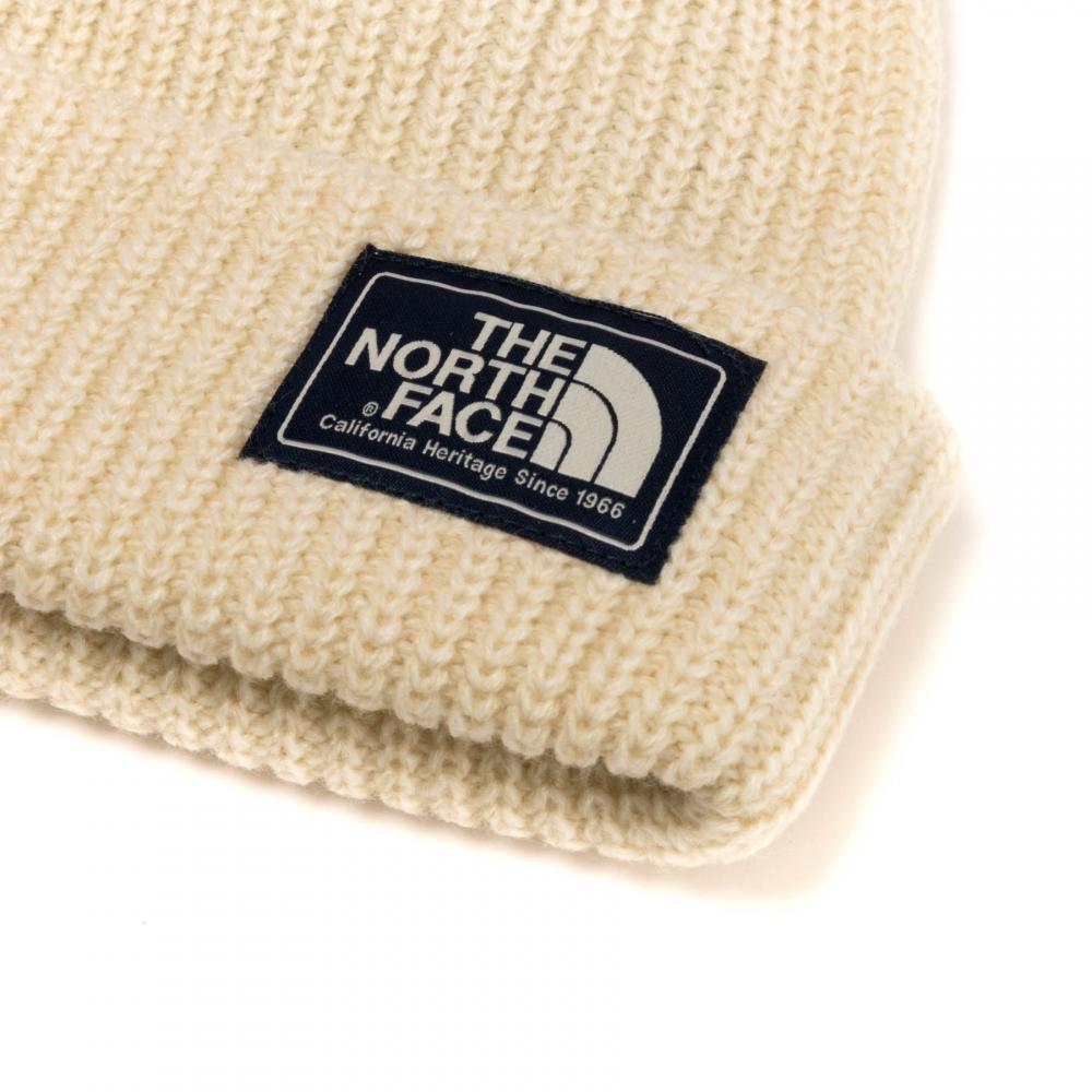 ad313bf602d The North Face - Natural Salty Dog Beanie for Men - Lyst. View fullscreen
