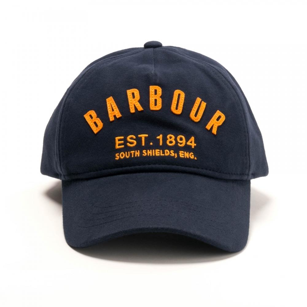 e54f91a3f10 Lyst - Barbour Prep Logo Mens Sports Racing Cap in Blue for Men