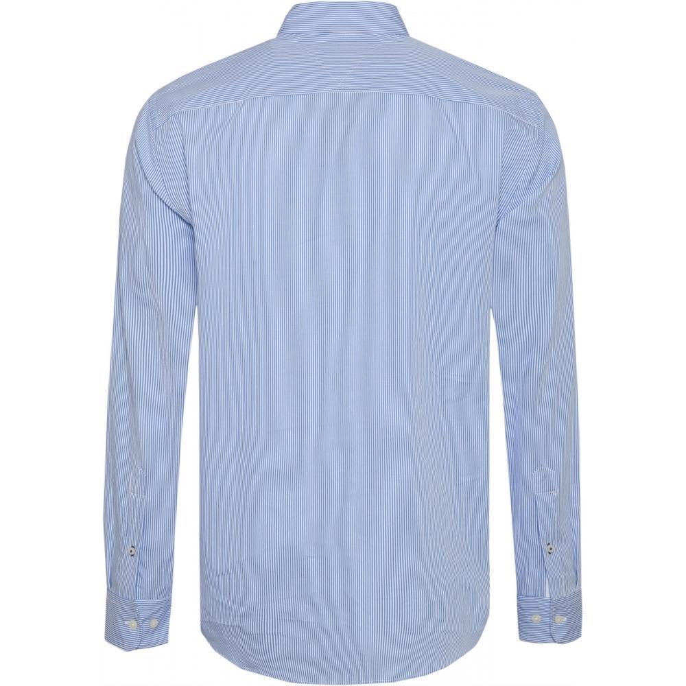 Tommy Hilfiger Core Twill Classic Shirt Camisa para Hombre
