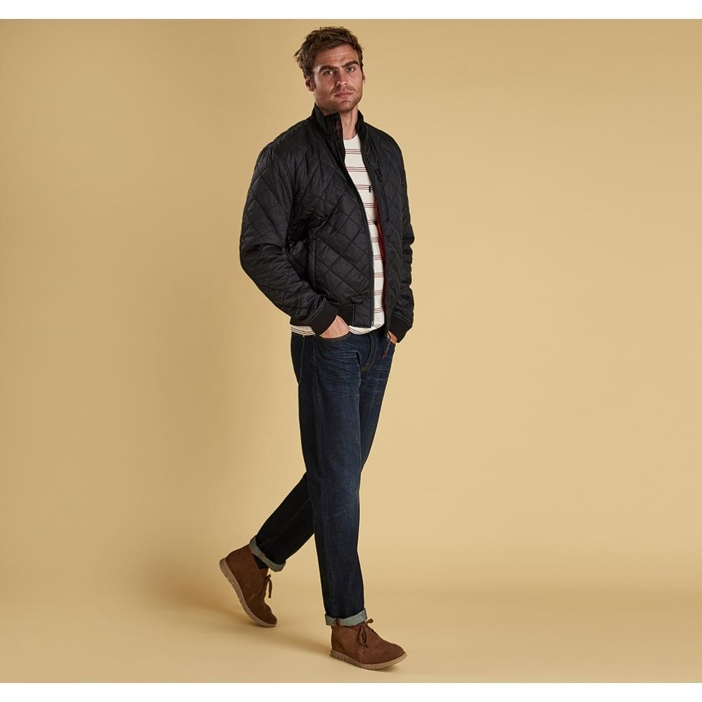 barbour astern quilted jacket