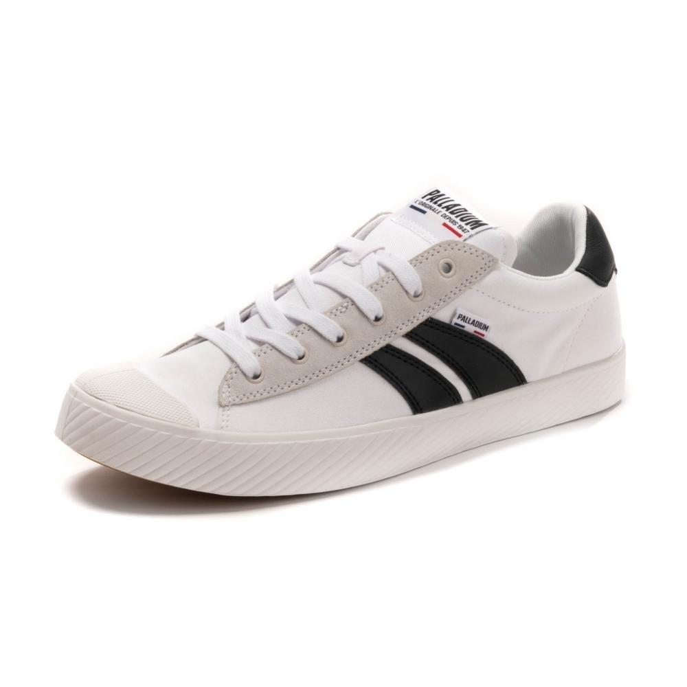 3393156a474c04 Lyst - Palladium Pallaphoenix Flame C Mens Trainers in White for Men