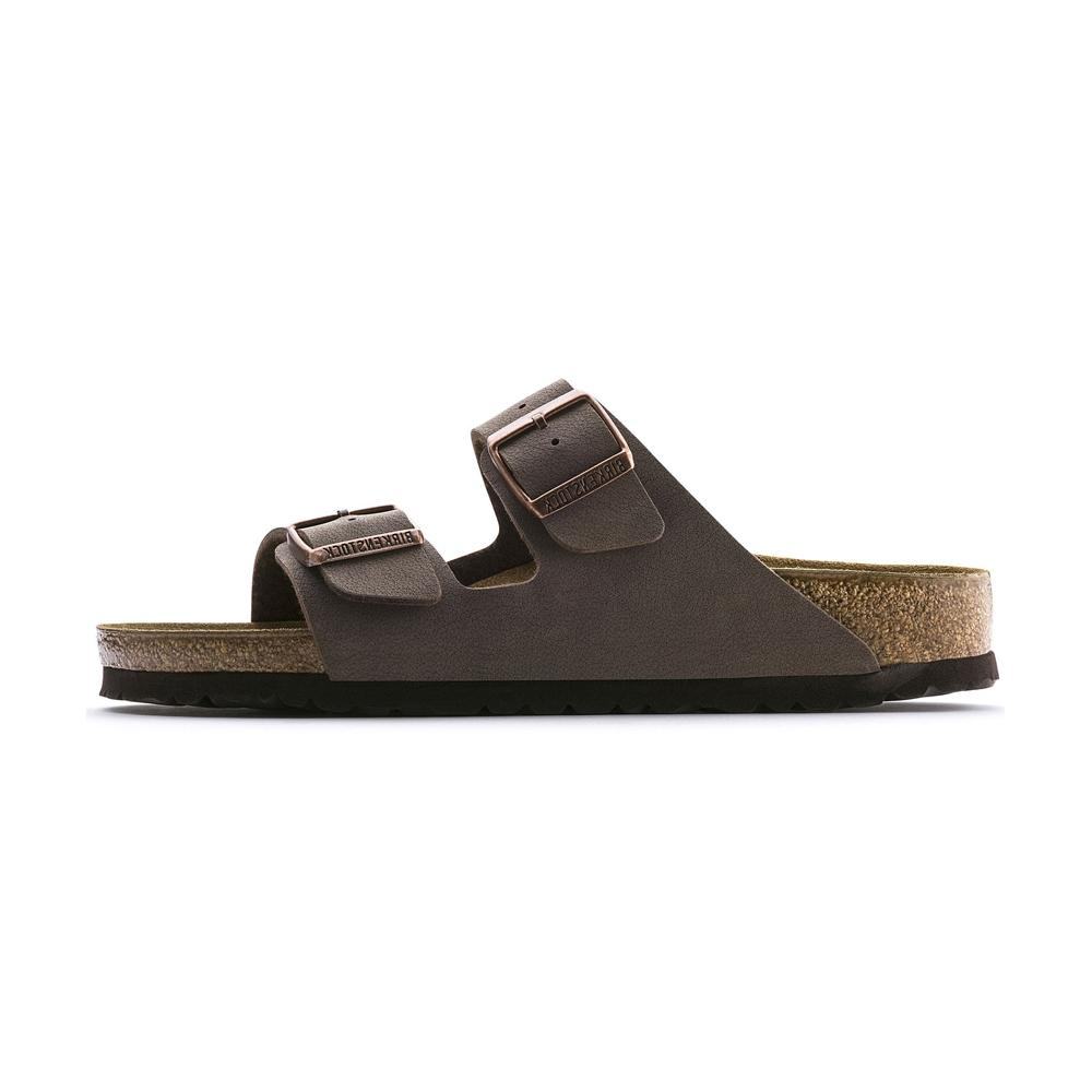 96b8d8d54c5 Birkenstock Arizona Bf Mens Sandals in Brown for Men - Lyst