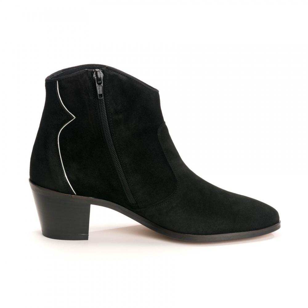 Sara Baby Silk Boot