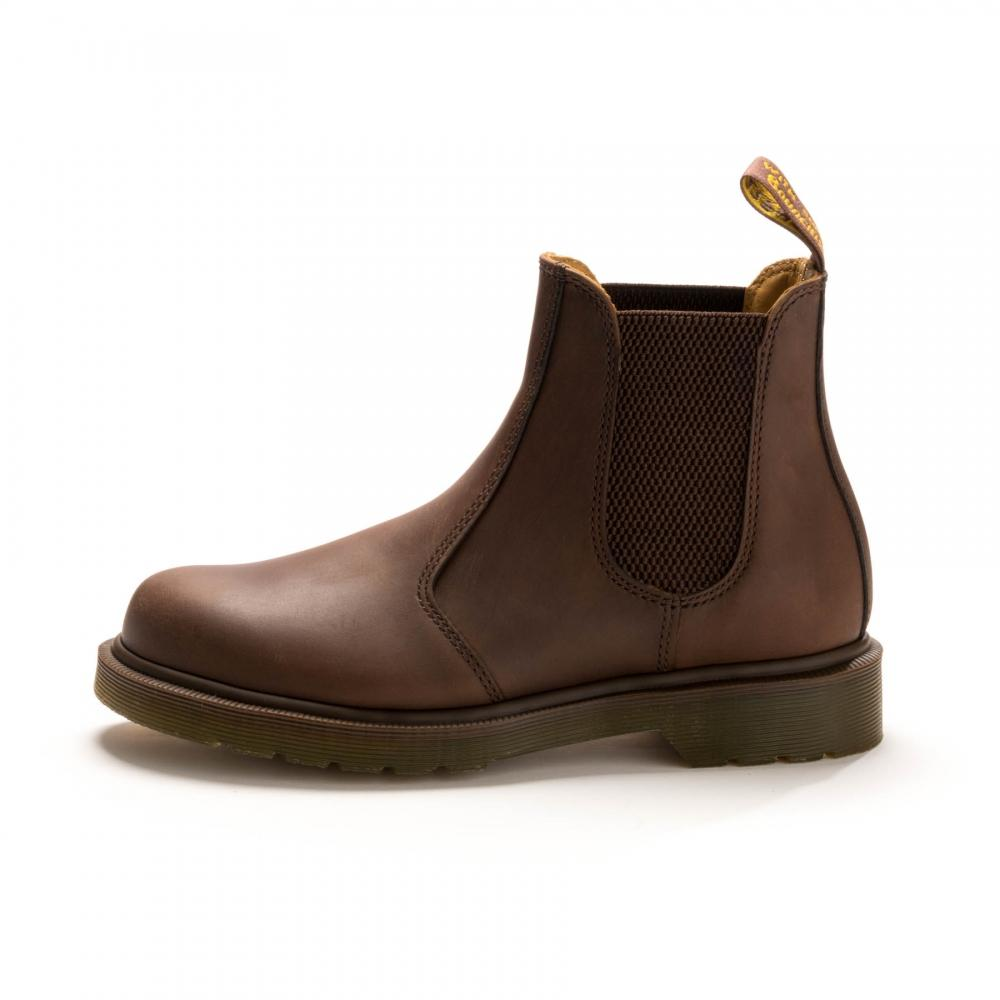 Lyst - Dr. Martens Core 2976 Womens Chelsea Boot in Brown 291eaa0896