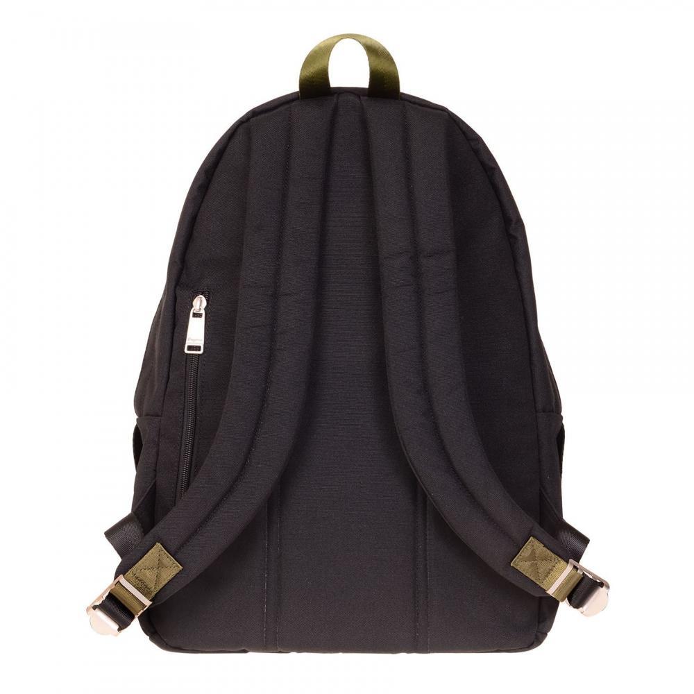 Doughnut Synthetic Finch Backpack in Black for Men