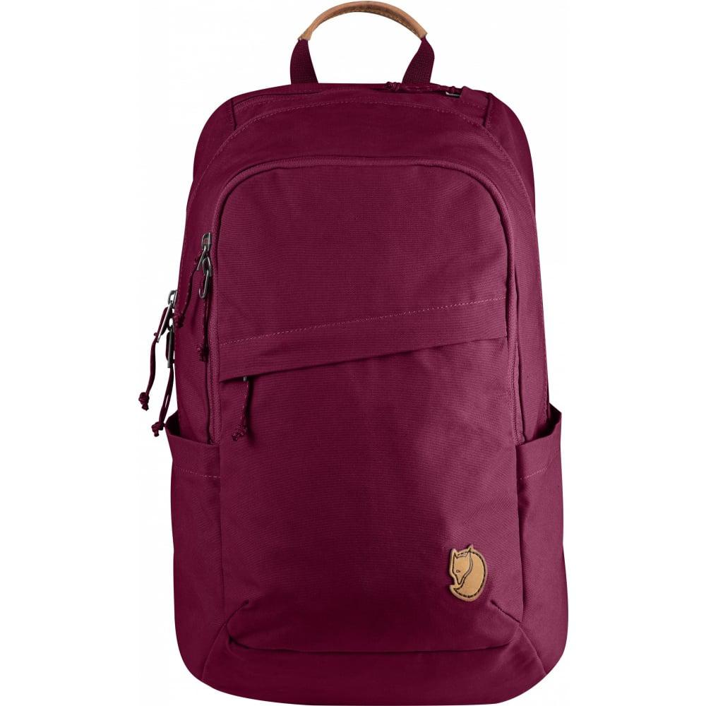 a689e855ae44 Fjallraven Raven 20l Backpack in Purple - Lyst